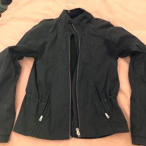 lululemon Women's black jacket.